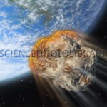 Microbes on Earth-bound asteroid