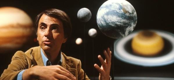"""Entrevista de Carl Sagan Para a Revista VEJA – """"A Colonização de Planetas é Meta Atingível"""""""