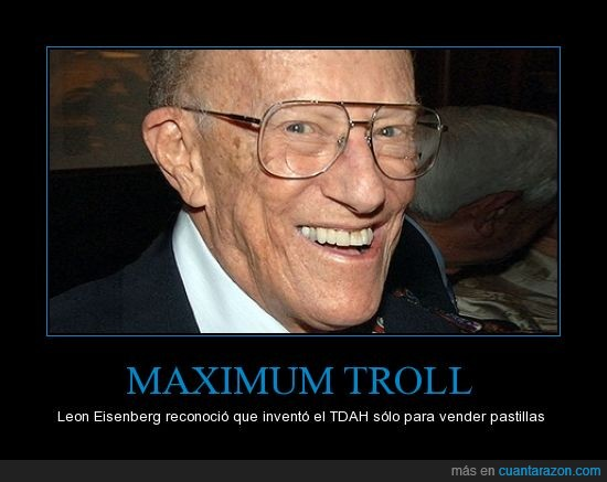 Maximum troll