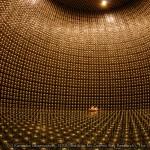 Detector Super-Kamiokande, no Japão.