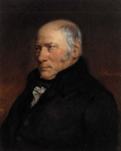 O geólogo William Smith (1769-1839).