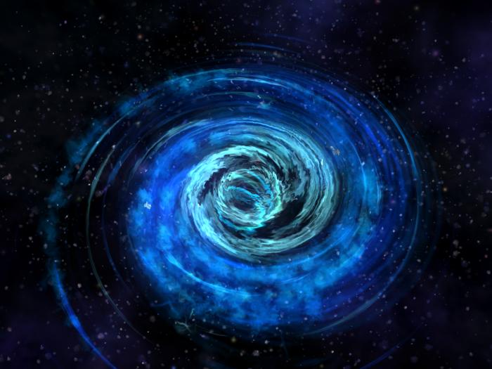 b1711367cdb A sabedoria aceita entre os pesquisadores gravitacionais tem sido de que o  espaço-tempo não pode se tornar turbulento. Uma nova pesquisa da Perimeter  ...