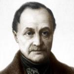 Auguste Comte fundou a sociologia e o positivismo.