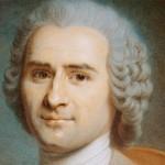 O filósofo Contra-Iluminista Jean-Jacques Rousseau.