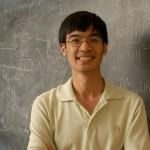 O matemático Terence Tao.