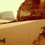 O ator Matt Damon atua como o personagem Mark Watney, no filme ''Perdido em Marte''.