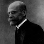 Émile Durkheim (1858-1917).