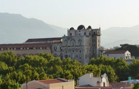O Observatório Palermo, na Sicília, onde Piazzi descobriu Ceres, abriga uma variedade de instrumentos astronômicos históricos hoje. Créditos: Elizabeth Landau.