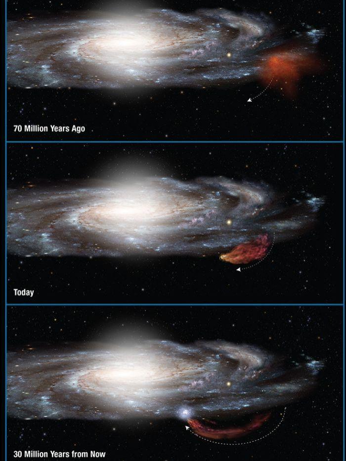 NASA/ESA/A. Feild (STScI)