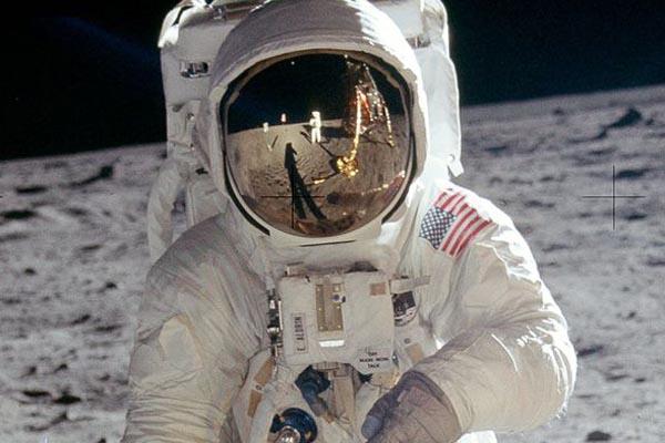 Fotos na Lua
