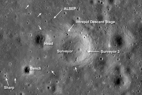 Imagens da Lua