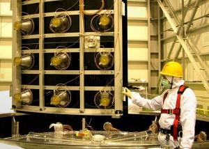 Núcleo detector particulas
