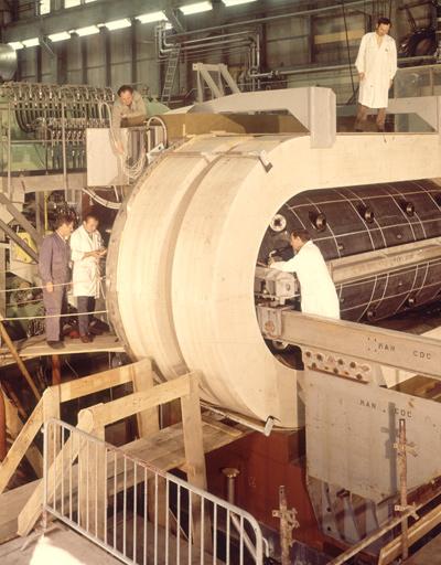 Imagem cortesia do CERN.