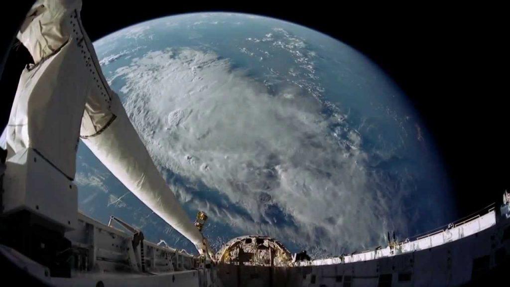 Foto tirada pela NASA.